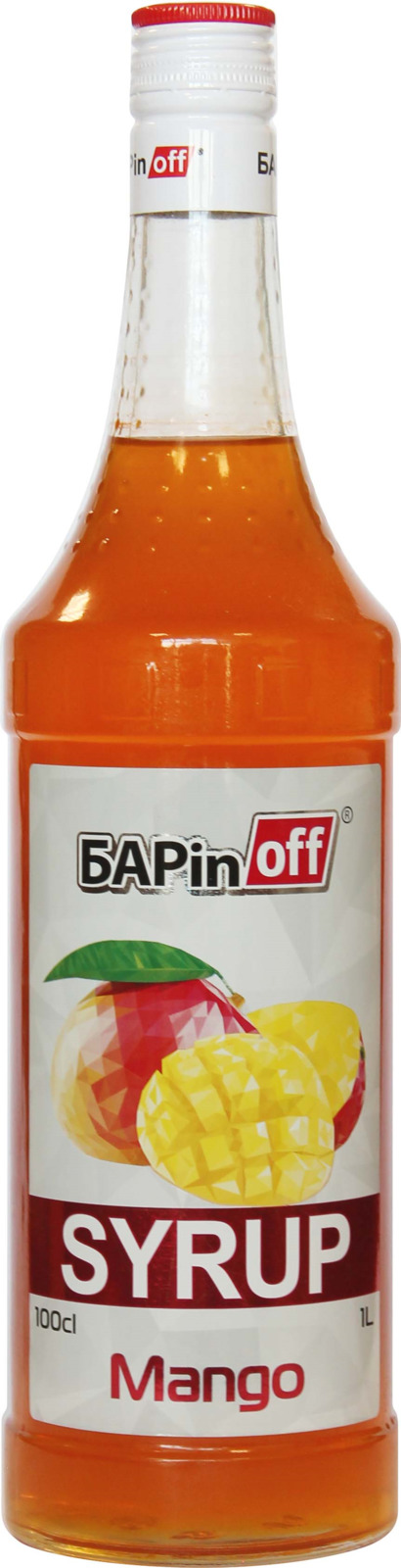 Barinoff Сироп Манго, 1 л