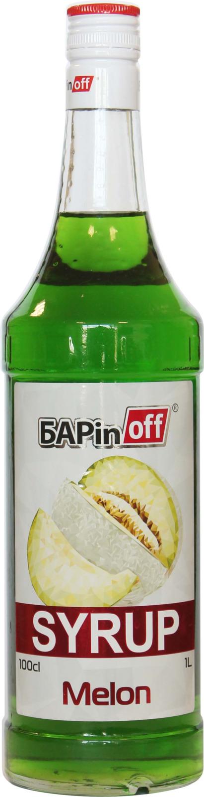 Barinoff Сироп Дыня, 1 л