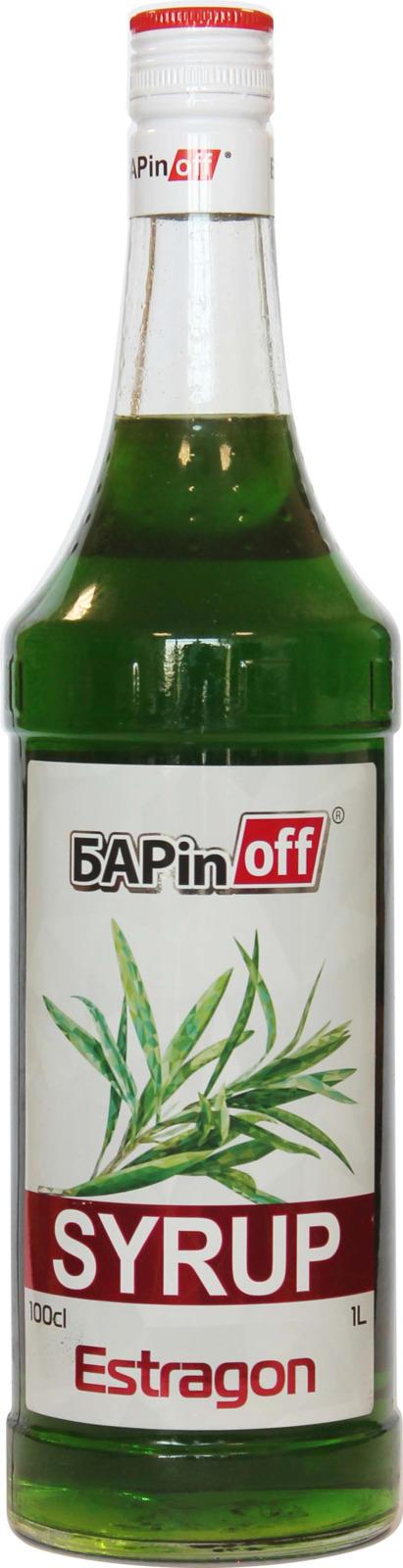 Barinoff Сироп Тархун, 1 л