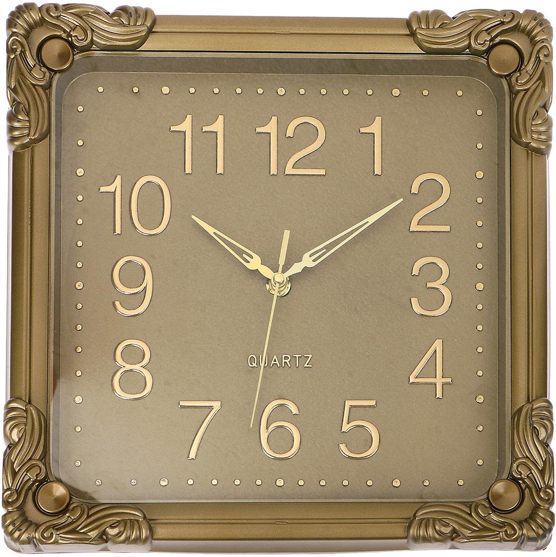 Настенные часы Мона, 3043603, бронза3043603Часы уже давно перестали быть предметом исключительно практического назначения. Сегодня они являются еще и отличным элементом декора, который вполне может стать настоящей изюминкой вашего интерьера.