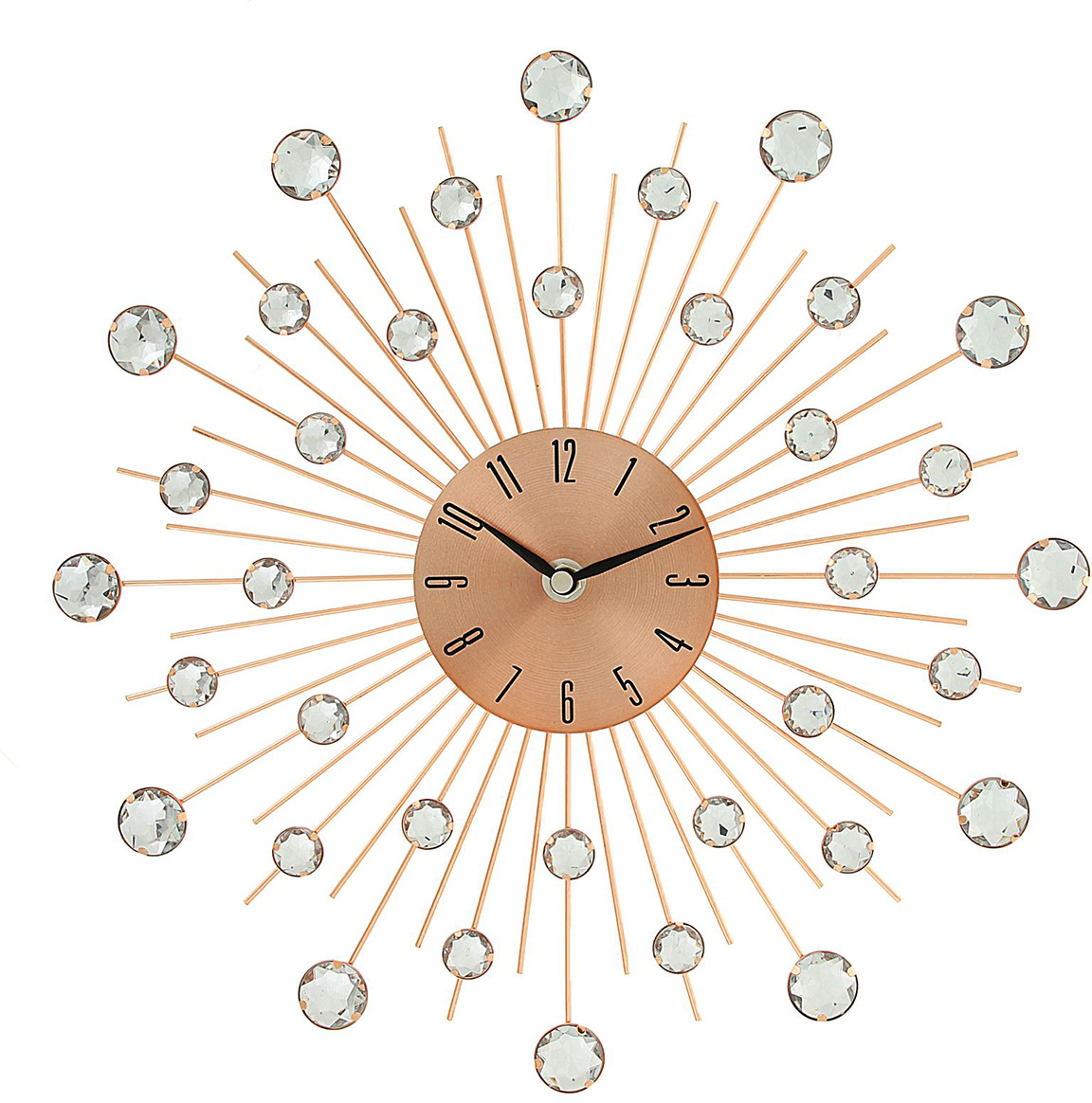 Настенные часы Топаш