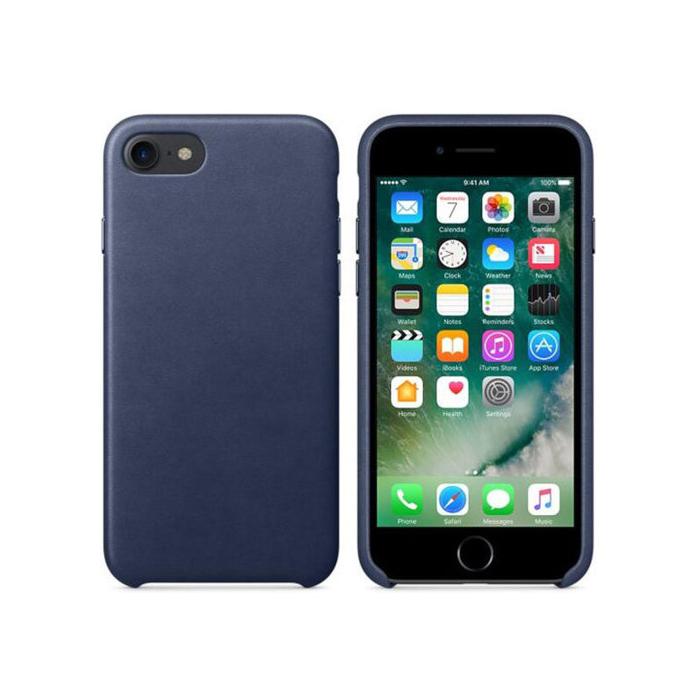Чехол для Apple Iphone 7/8 Just Must Nature, 6939287518226, синий все цены