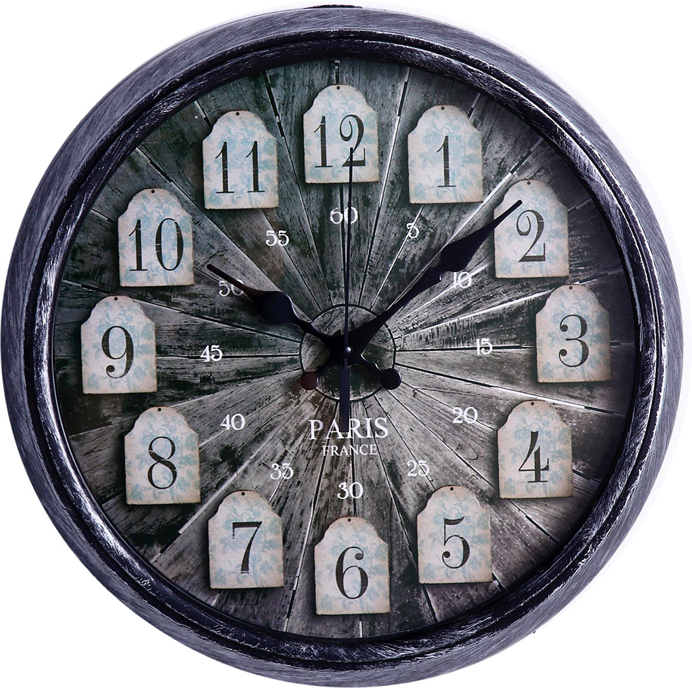 Настенные часы Бирки