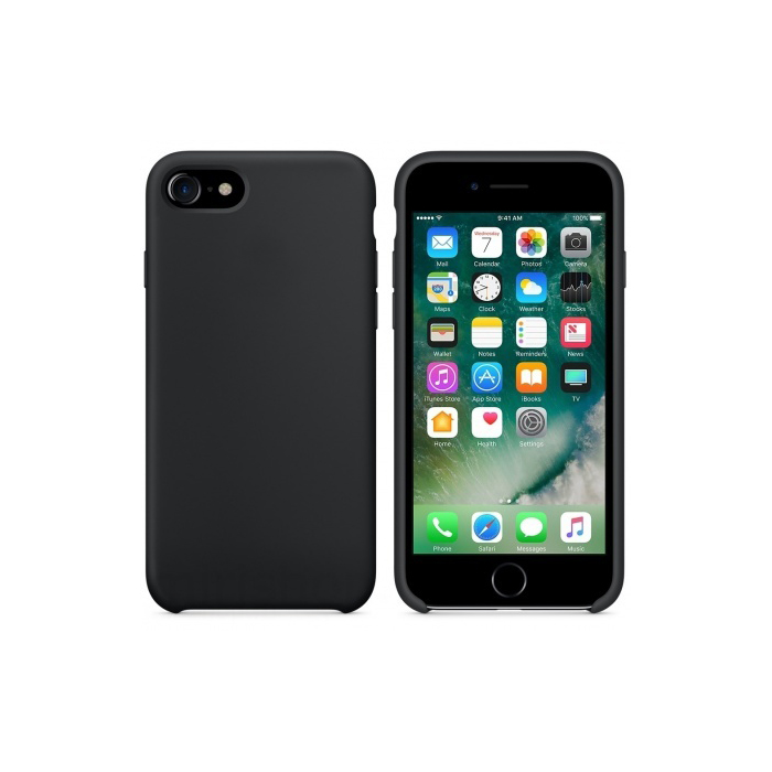 Чехол для Apple Iphone 7/8 Just Must Nature, 6939287571436, черный все цены