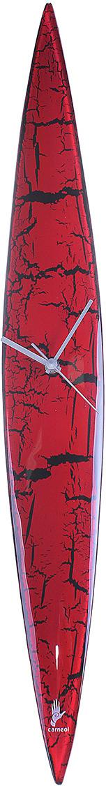 Настенные часы Раскаленное время вытянутые, 167302, красный167302Часы уже давно перестали быть предметом исключительно практического назначения. Сегодня они являются еще и отличным элементом декора, который вполне может стать настоящей изюминкой вашего интерьера.