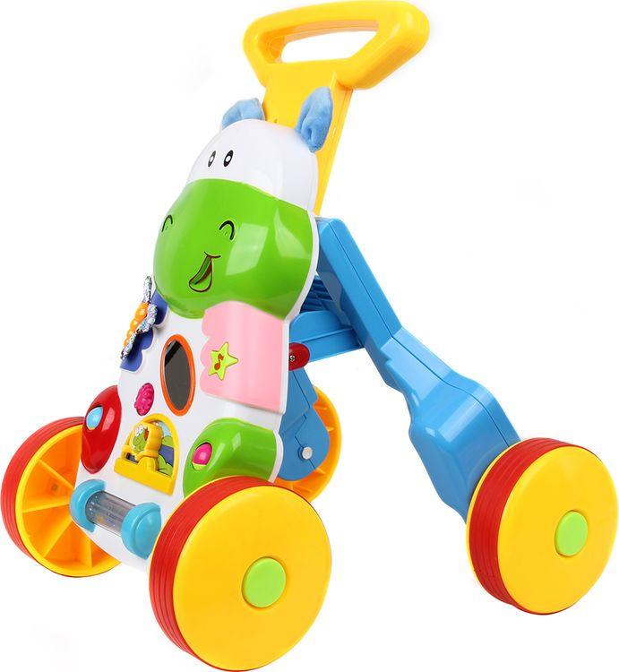 Развивающая музыкальная игрушка-покатушка Ути Пути, 72458 цена и фото