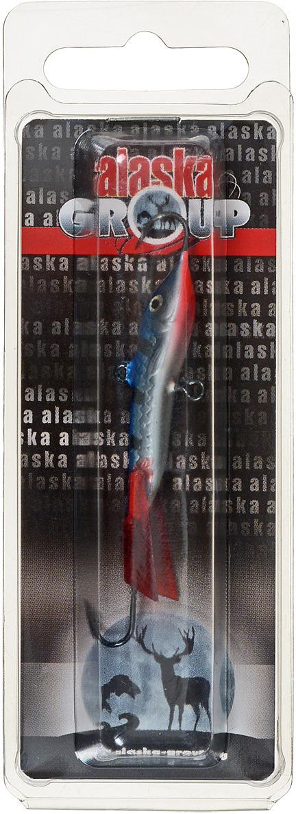 Балансир Alaska Group AGT07 NSR, УТ000011152, синий, серебристый, 60 мм