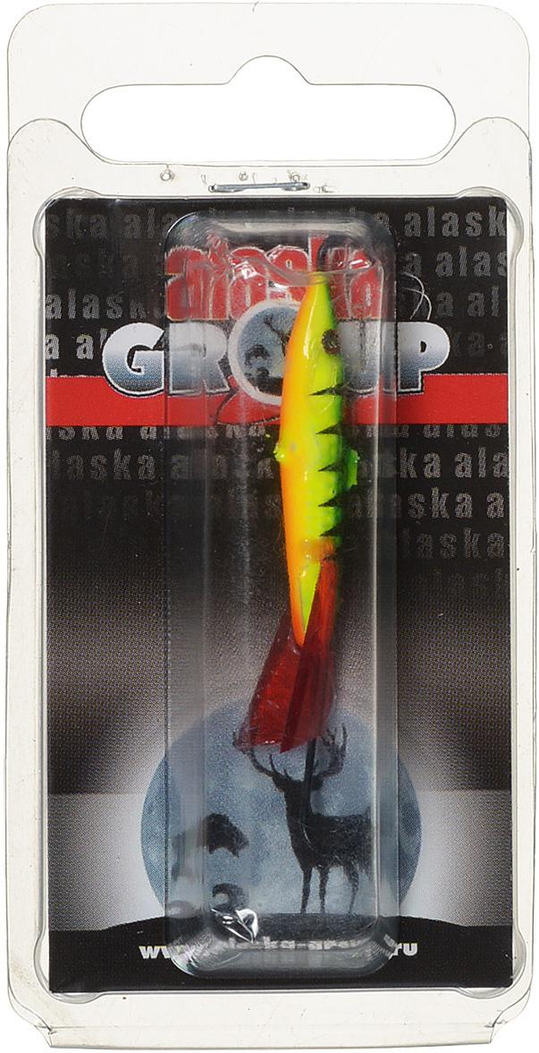 Балансир Alaska Group AGF 04, УТ000011161, зеленый, золотой, 37 мм