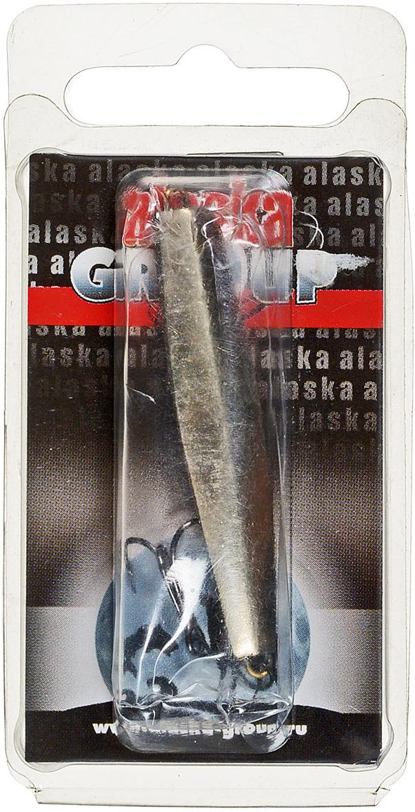 Блесна Alaska Group ABM1/1-55-Ni/Cu, УТ000010827, медь, 55 мм