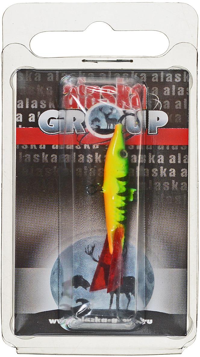 Балансир Alaska Group AGF 08, УТ000011173, зеленый, желтый, 45 мм