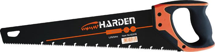 Пила ручная Harden, 631116, профессиональная, зуб 3D, 49 см цены онлайн