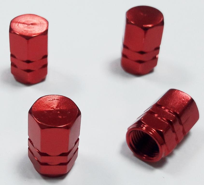 Колпачки Mashinokom, KNV 001-3, красный