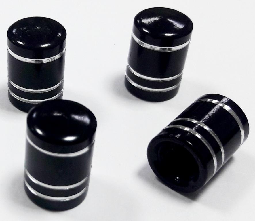 Колпачки Mashinokom, KNV 007-2, черный