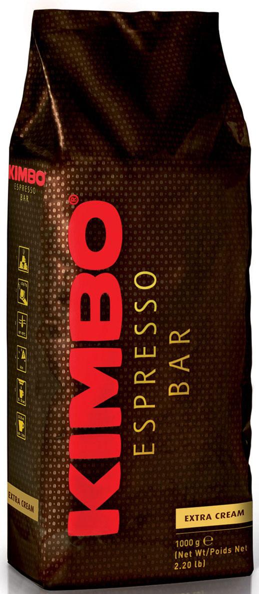 Kimbo Extra Cream кофе в зернах, 1 кг цена