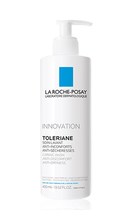 La Roche-Posay Toleriane Caring Wash Гель-уход для умывания 400 мл la roche posay гель уход для умывания очищающий толеран 400 мл