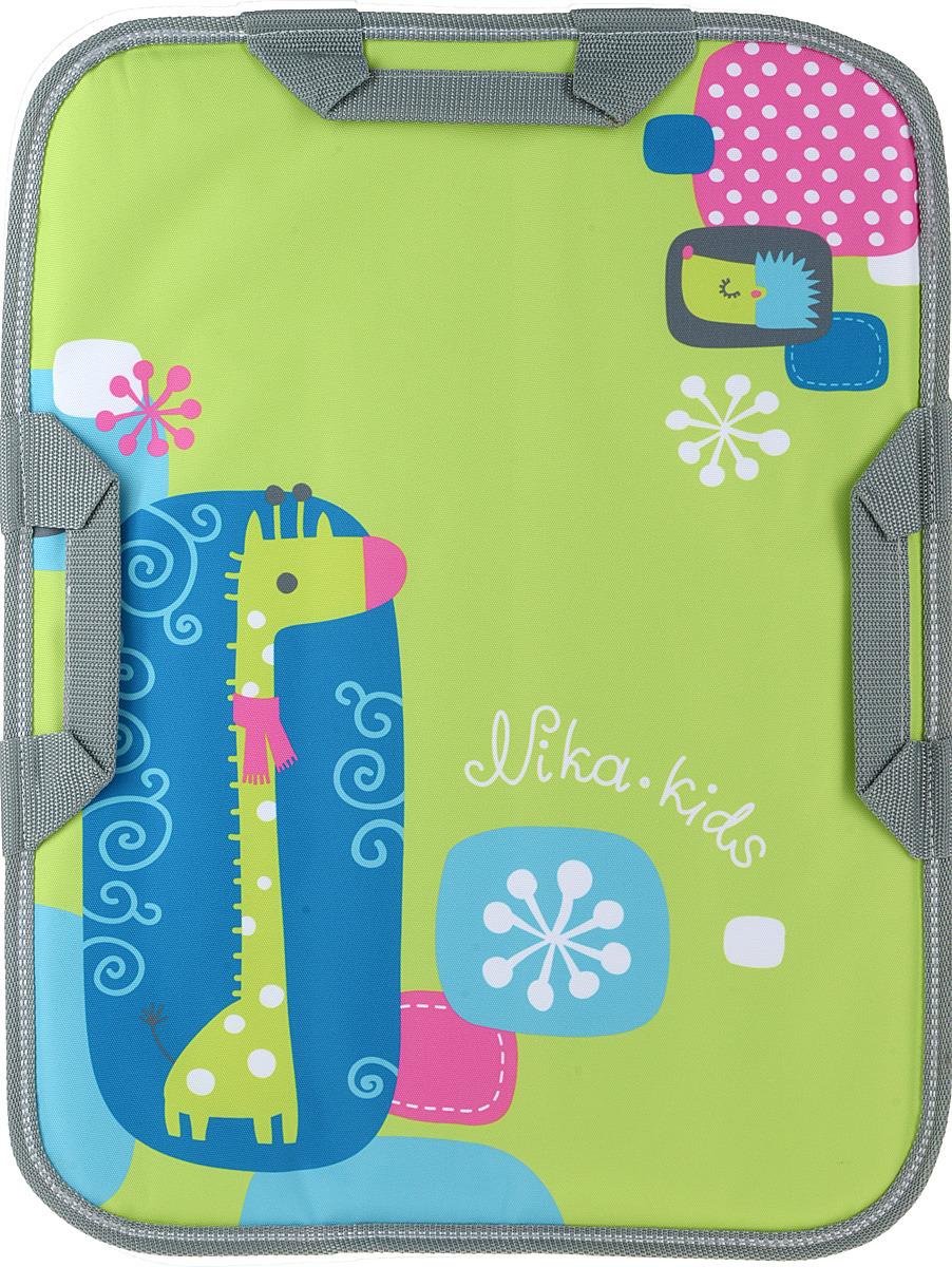 Ледянка Nika Kids ЛПР4054, 000188840002, салатовый, бирюзовый, 40 х 54 см фея ледянка ветерок цвет салатовый