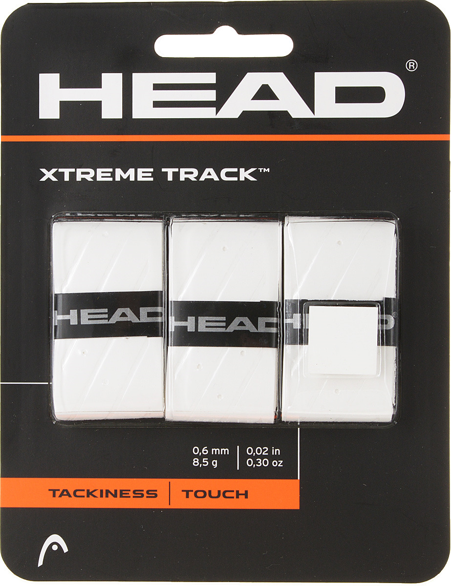 Намотка тонкая Head Xtreme Track, цвет: мультиколор липкая лента bondage tape