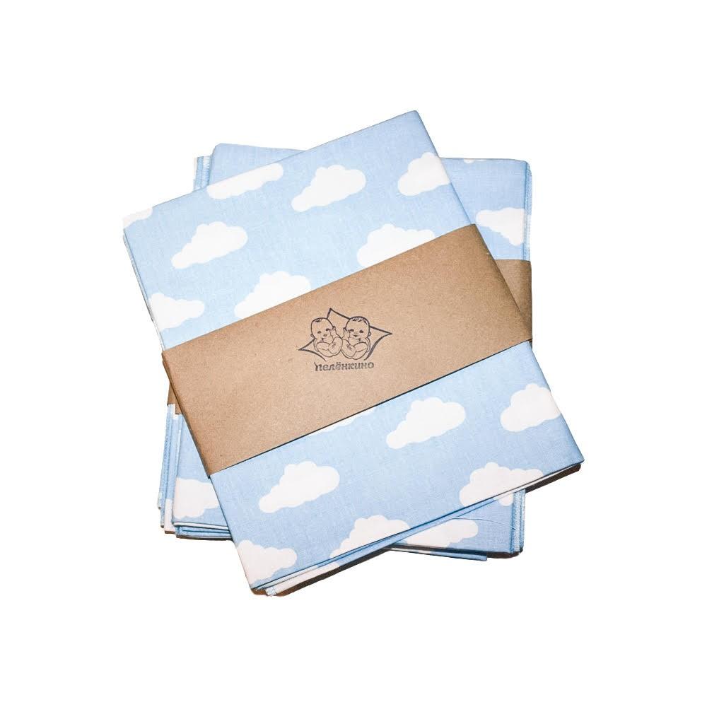 Пеленка текстильная Пелёнкино Ситцевая пеленка