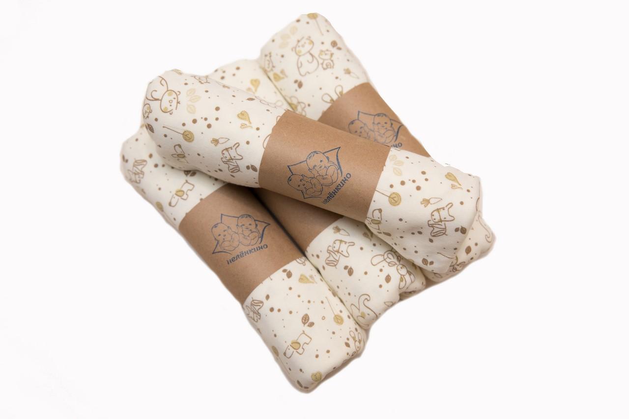 Пеленка текстильная Пелёнкино Трикотажная пеленка