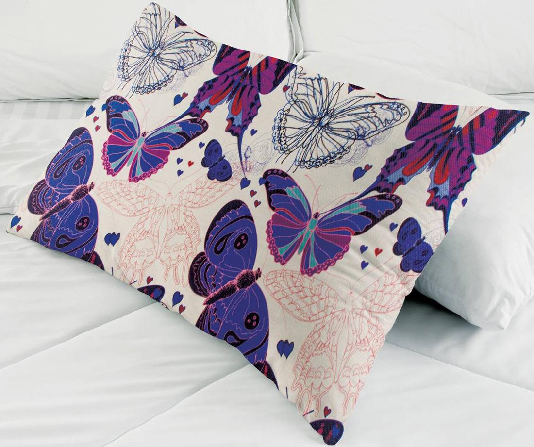 Набор для вышивания наволочки Матренин Посад Малахит, 9171, 38 х 58 см наборы для шитья матренин посад набор для шитья и вышивания мороз красный нос
