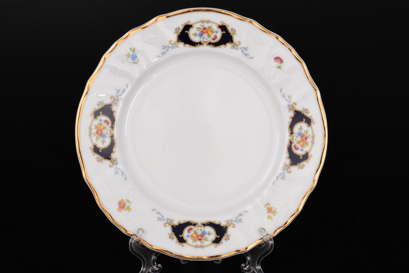 Набор тарелок 19 см Бернадотт Синий глаз (6 шт)