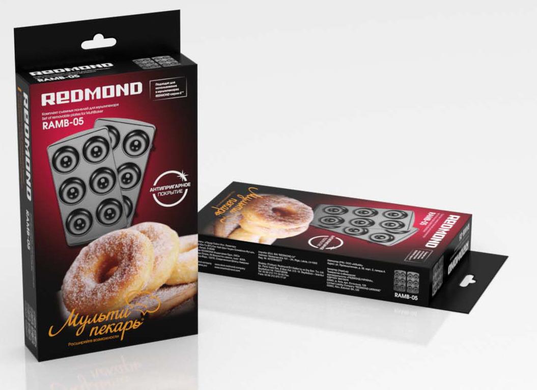 Redmond RAMB-05Пончики панель для мультипекаря Redmond