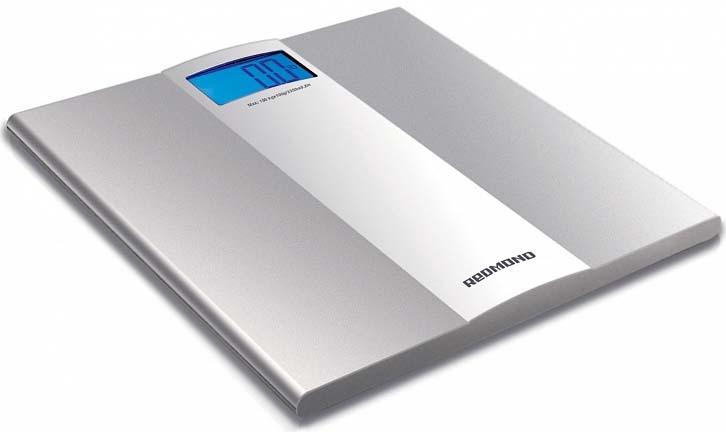 Напольные весы Redmond RS-710, Silver