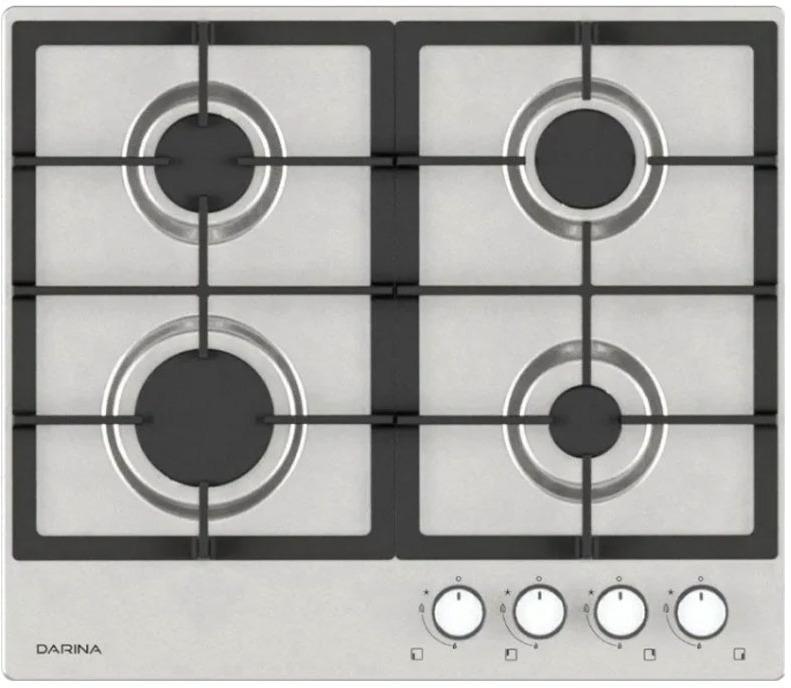 Варочная панель Darina 1T3 BGM341 11 X3, серебристый
