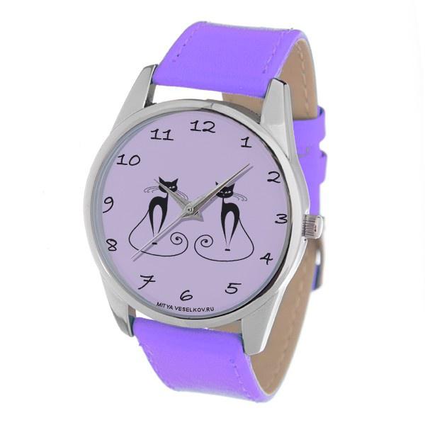 Наручные часы Mitya Veselkov COLOR mitya veselkov коты амуры ozam358