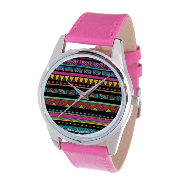 Часы Mitya Veselkov Color126, розовый все цены