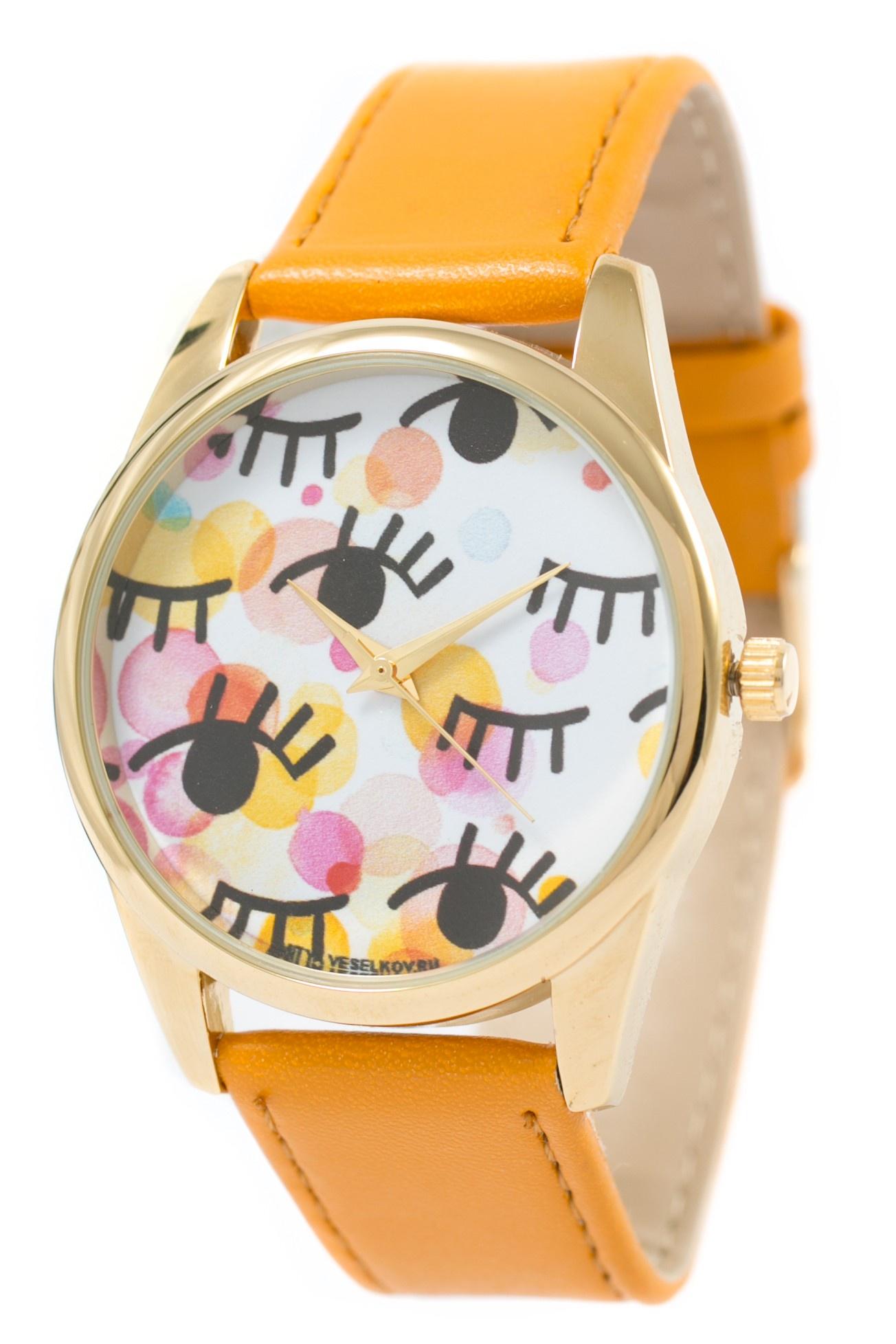 цена Часы Mitya Veselkov COLOR онлайн в 2017 году