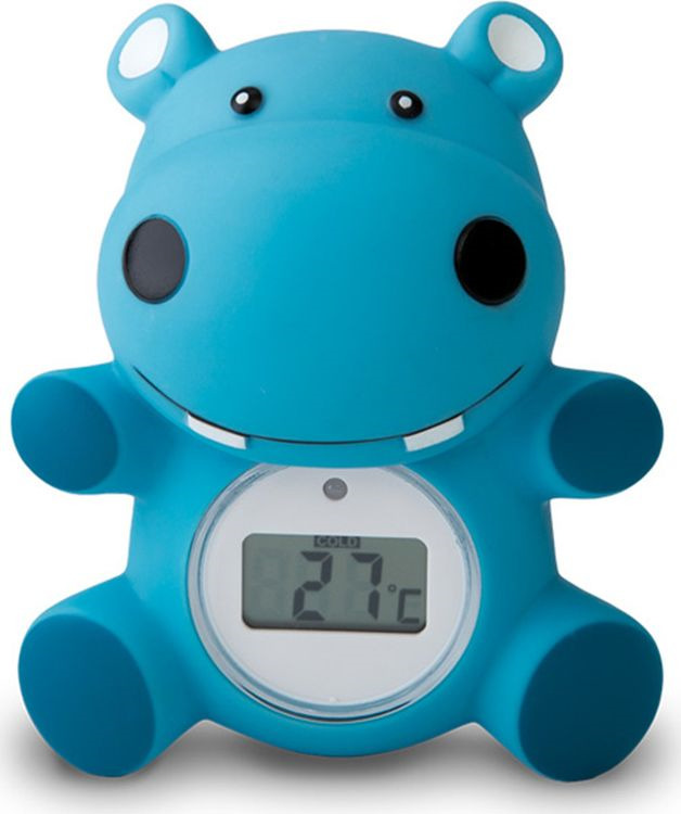 Maman Термометр для воды Бегемот цифровой цена 2017