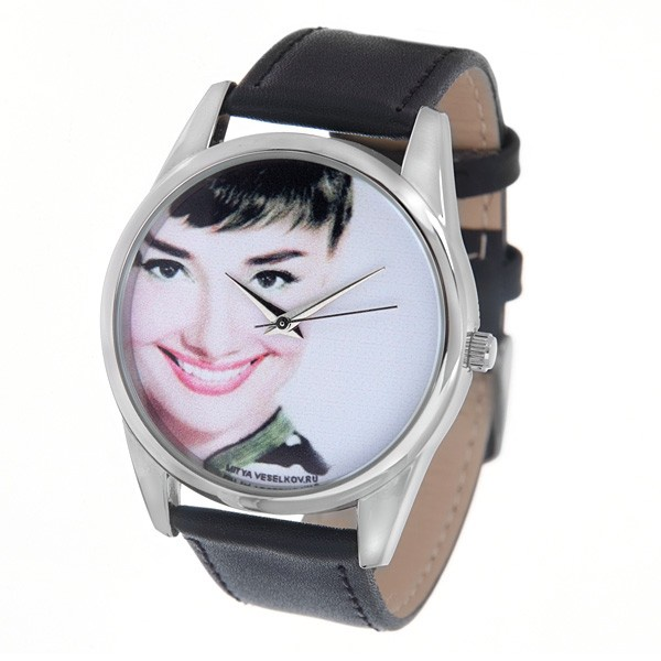 Часы Mitya Veselkov SILVER, MV-143, розовый, белый цена и фото