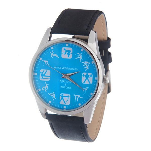 Часы Mitya Veselkov SILVER, MV-170 все цены