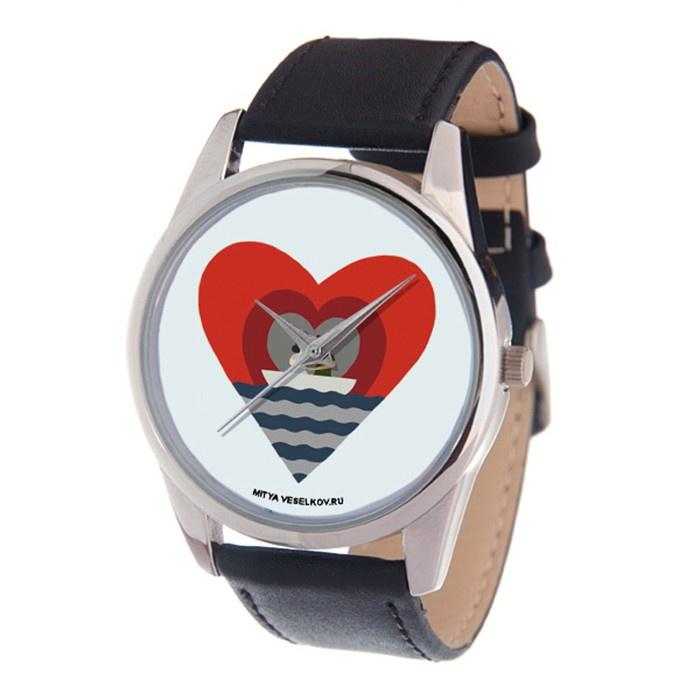 Часы Mitya Veselkov SILVER, MV-204 все цены