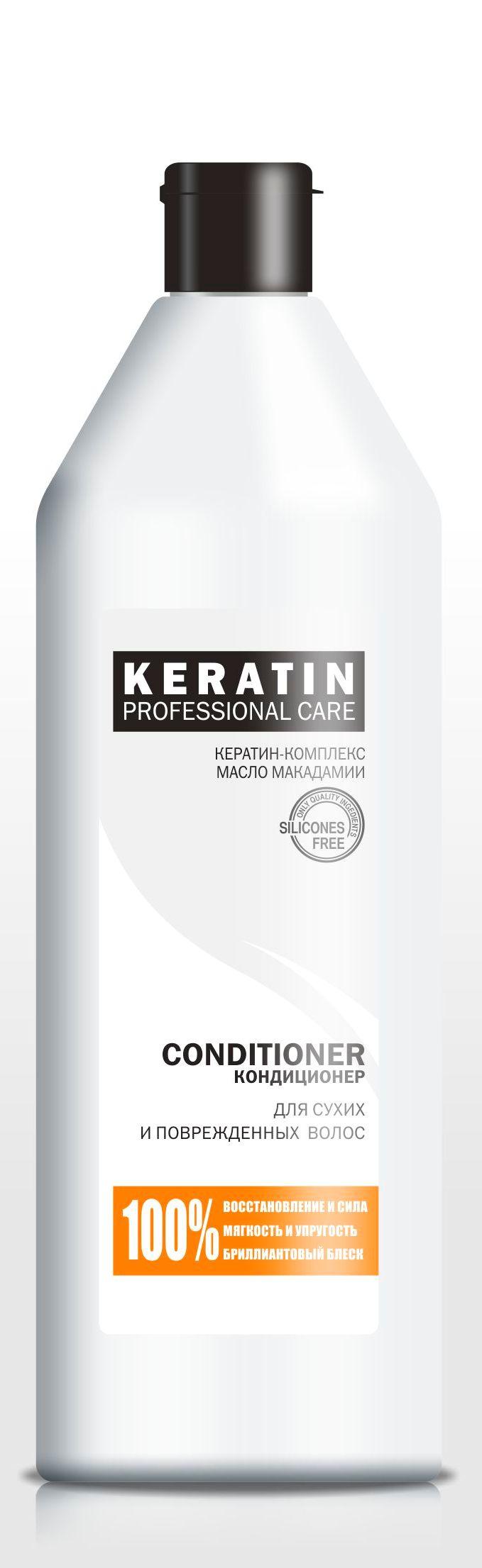 Кондиционер для волос PROFESSIONAL CARE KERATIN