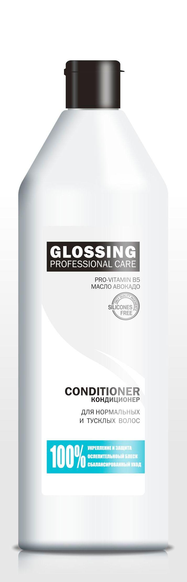 Кондиционер для волос PROFESSIONAL CARE GLOSSING vitamin d3