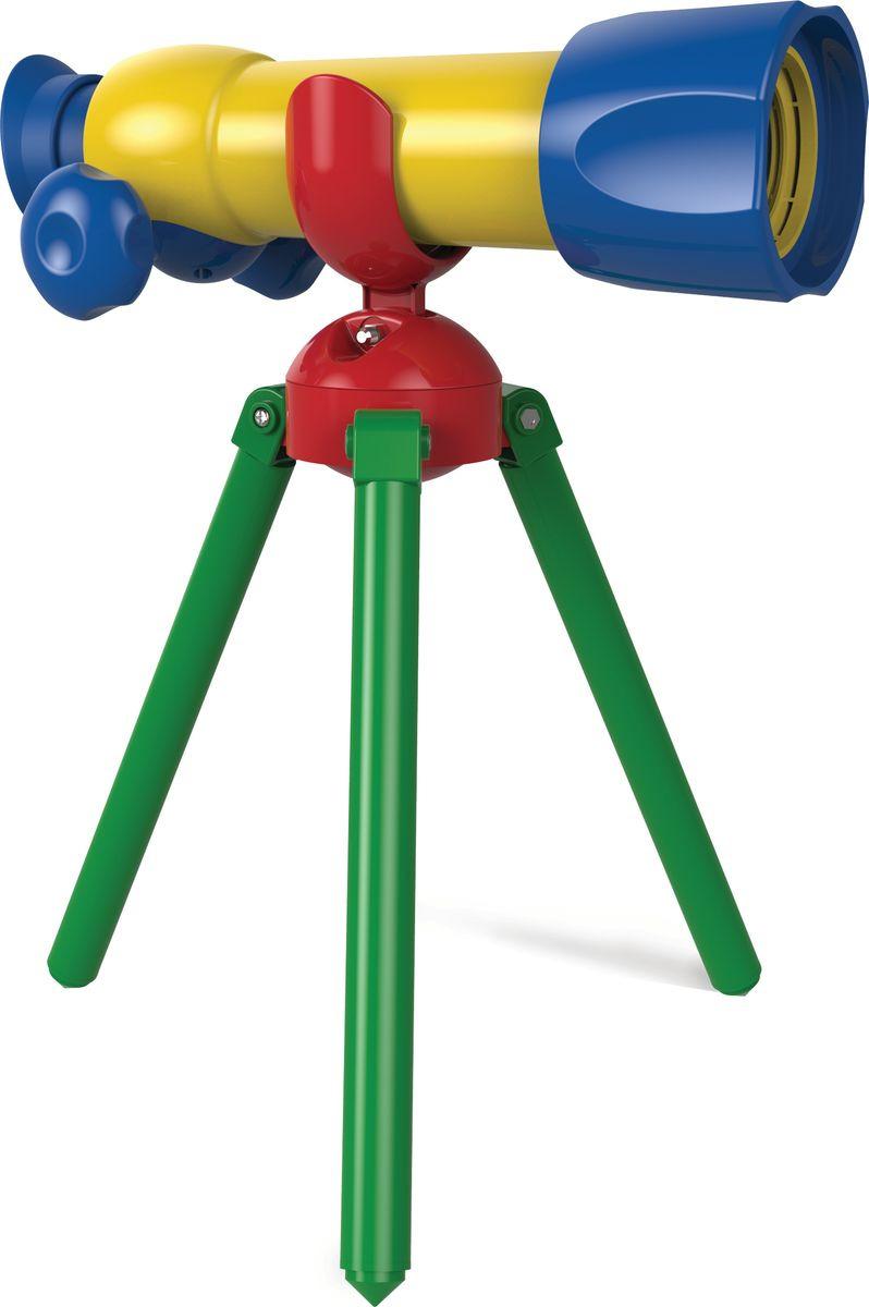 Набор для опытов и экспериментов Edu-Toys My Fifst Телескоп, разноцветный набор для опытов и экспериментов edu toys space science модель солнечной системы ge045 разноцветный