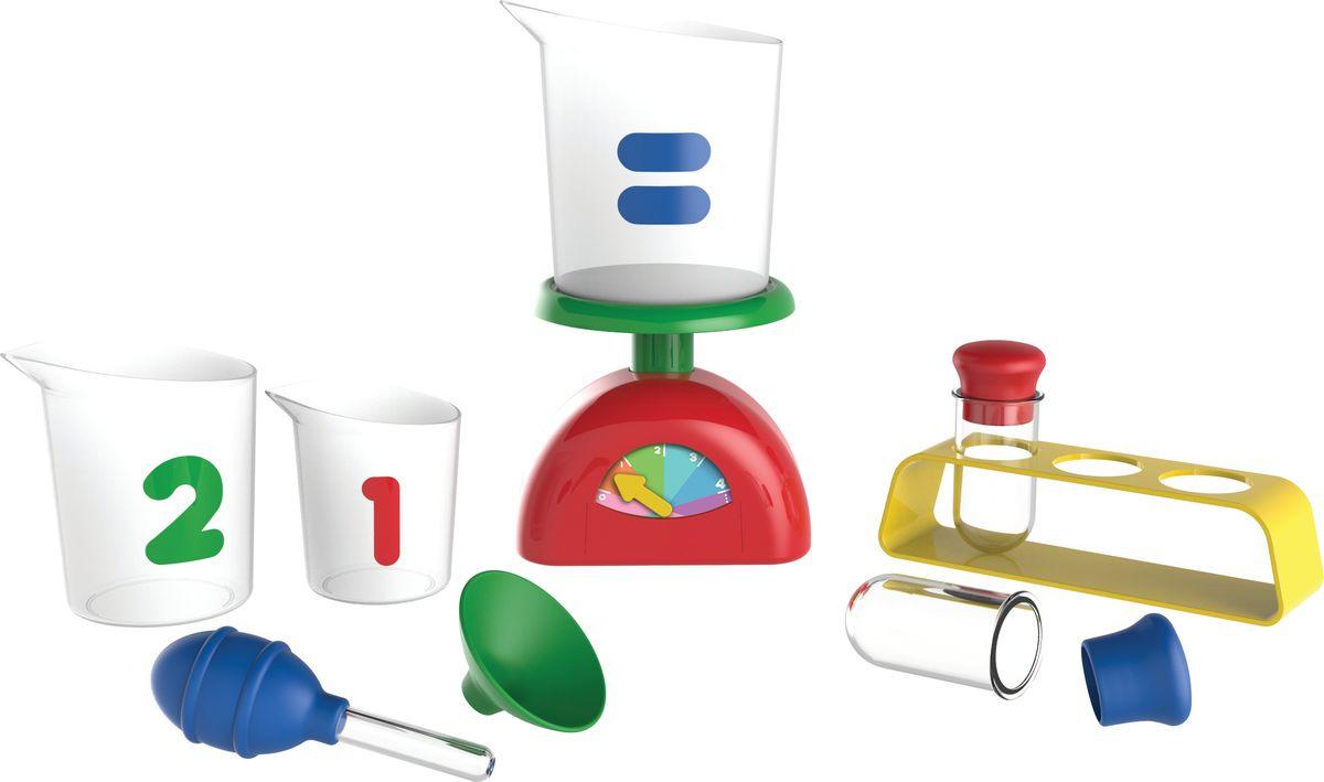 Набор для опытов и экспериментов Edu-Toys My Fifst Весы, JS002, разноцветный набор для опытов и экспериментов edu toys space science модель солнечной системы ge045 разноцветный