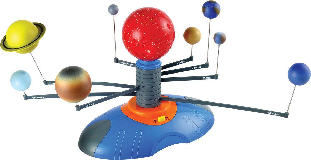 Набор для опытов и экспериментов Edu-Toys Space Science Модель солнечной системы, GE045, разноцветный