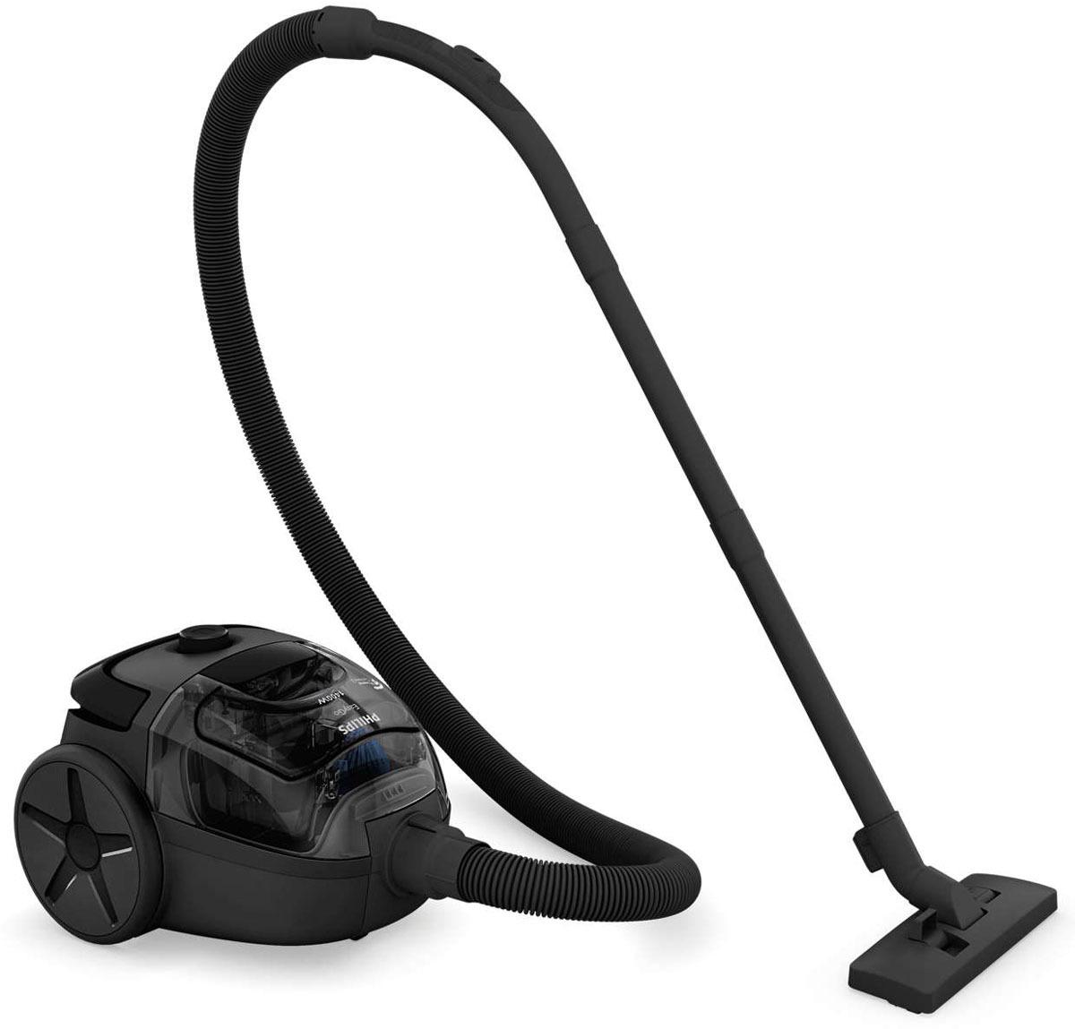 <b>Пылесос Philips FC8087/01</b>, безмешковый, черный — купить в ...