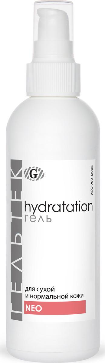 Гель для лица Гельтек Hydratation Neo, для сухой и нормальной кожи, 200 мл Гельтек