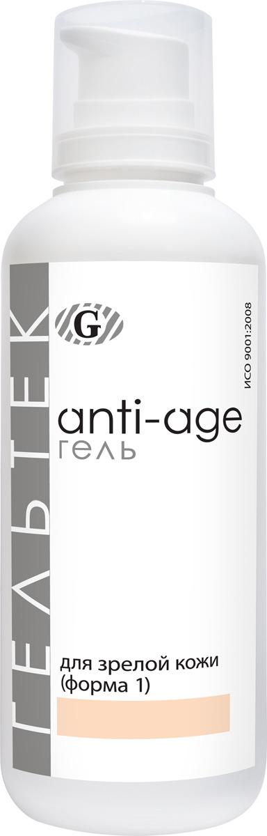 Гель для лица Гельтек Anti-Age, для зрелой кожи, 500 мл Гельтек