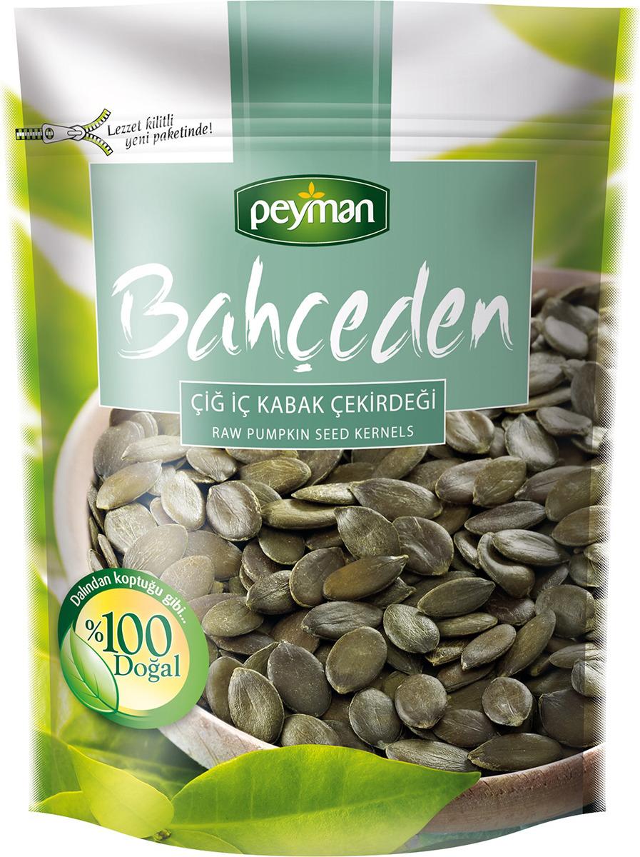 Семечки тыквенные Peyman Bahceden, очищенные, жареные, 150 г