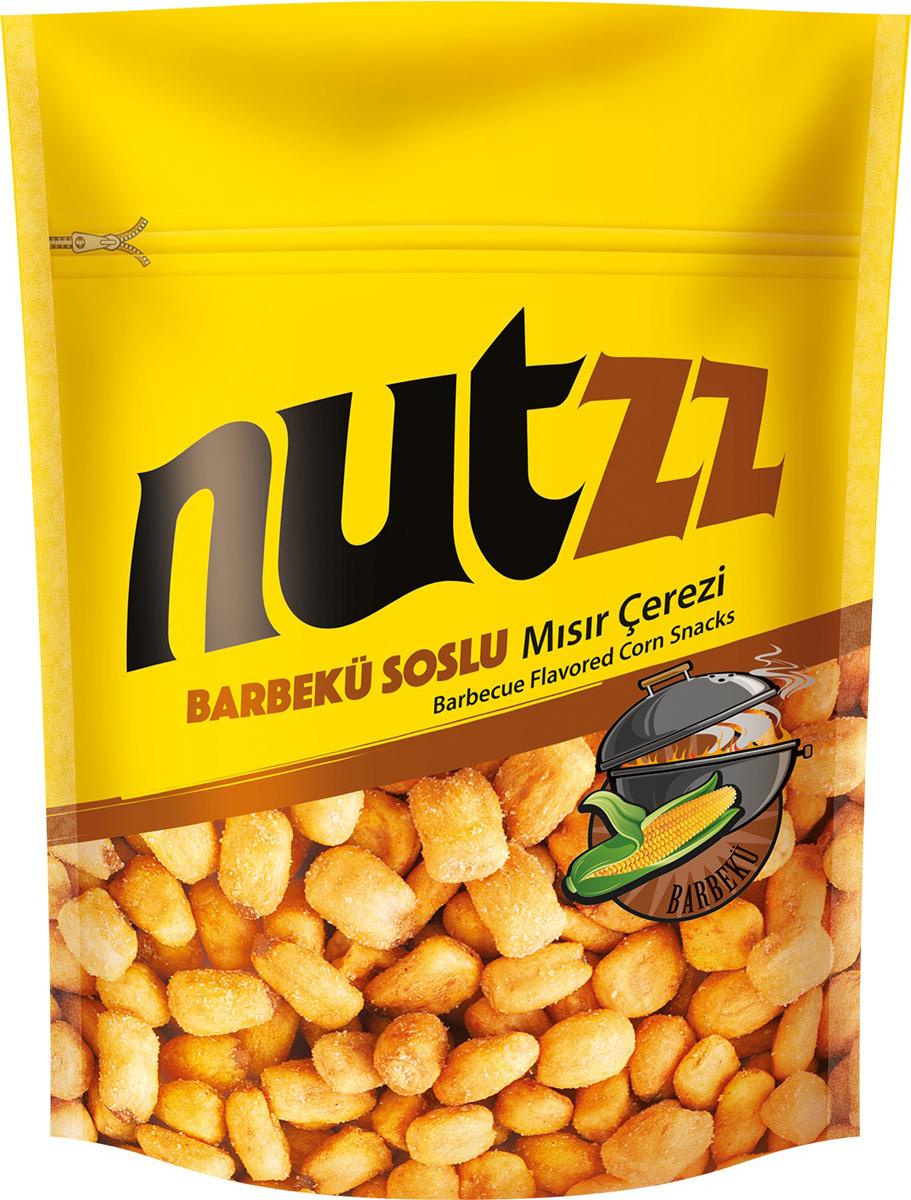 Кукуруза жареная Peyman Nutzz, с соусом барбекю, 50 г