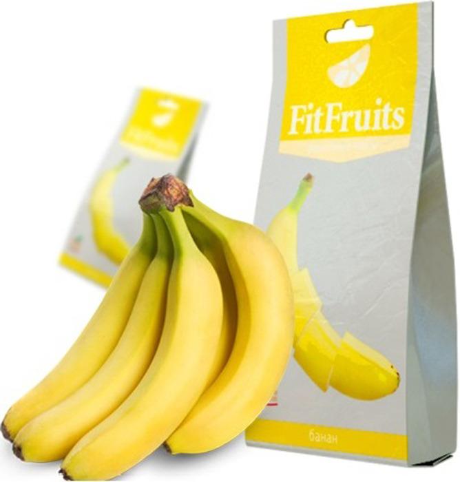Фруктовые чипсы Fit Fruits