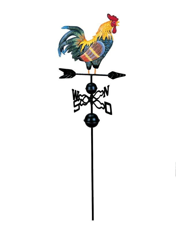 Флюгер ХИТ - декор Петух, 00397