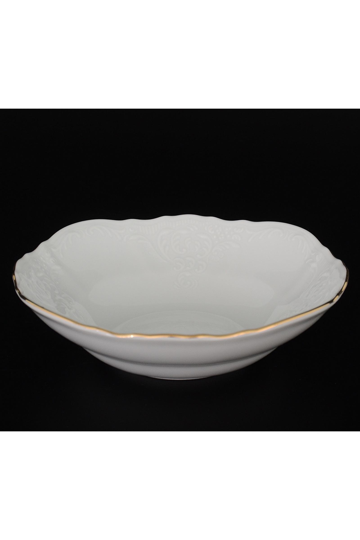 Набор салатников Bernadotte, 07081, белый, 13 см, 6 шт