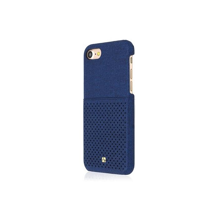 Чехол для телефона Just Must Mercedes для Apple Iphone 7/8, темно-синий все цены