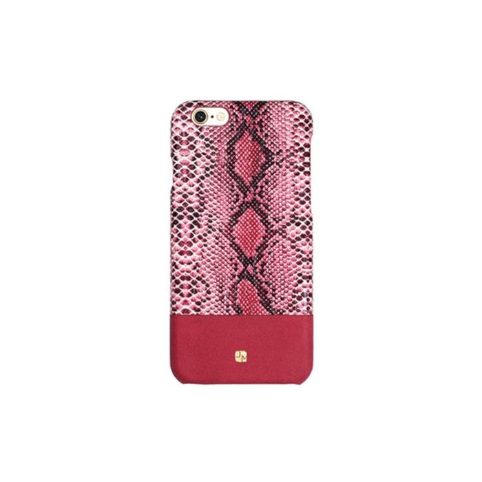 Чехол для телефона Just Must Glamour mix для Apple Iphone 7/8, красный все цены